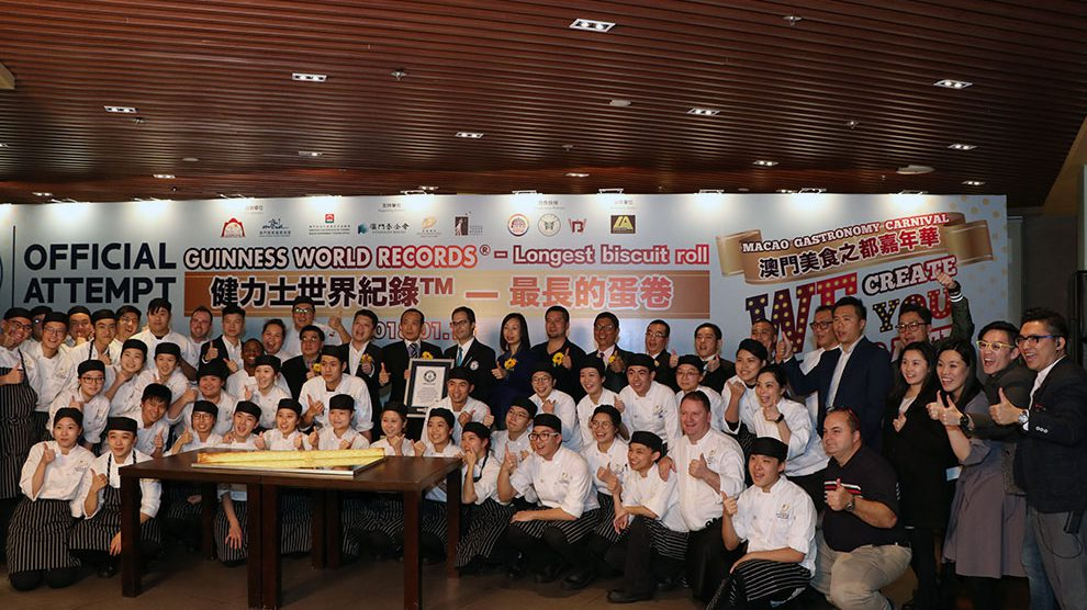 IFT sets world record for longest biscuit roll – IFT News Portal